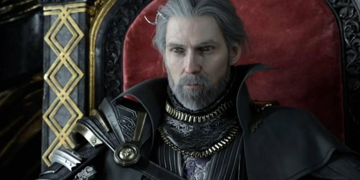 Se lanza nuevo tráiler de Kingsglaive: Final Fantasy XV #E32016