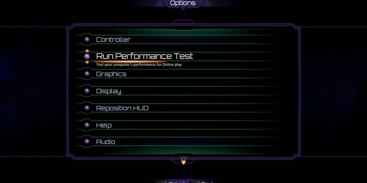 Así es la prueba de rendimiento online de Killer Instinct en PC