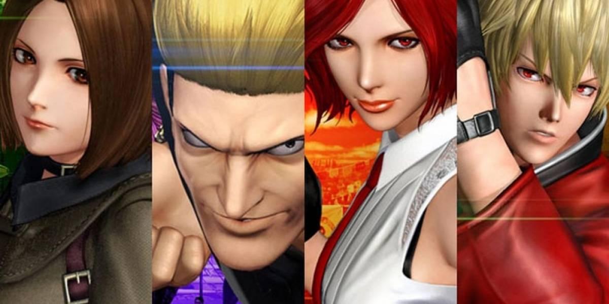 Llegarán el mismo día los cuatro personajes DLC de The King of Fighters XIV