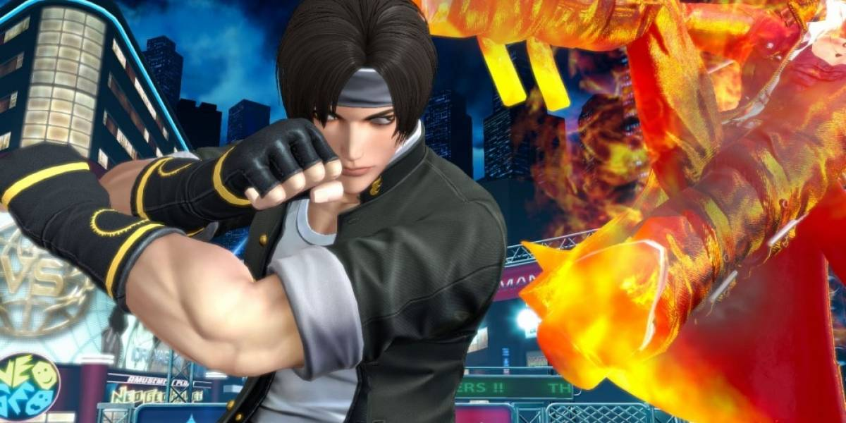 The King of Fighters XIV [NB Labs]