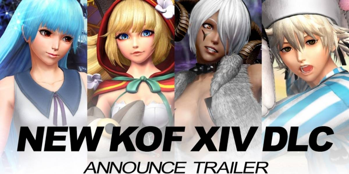 The King of Fighters XIV recibirá nuevos personajes, escenarios y vestuarios