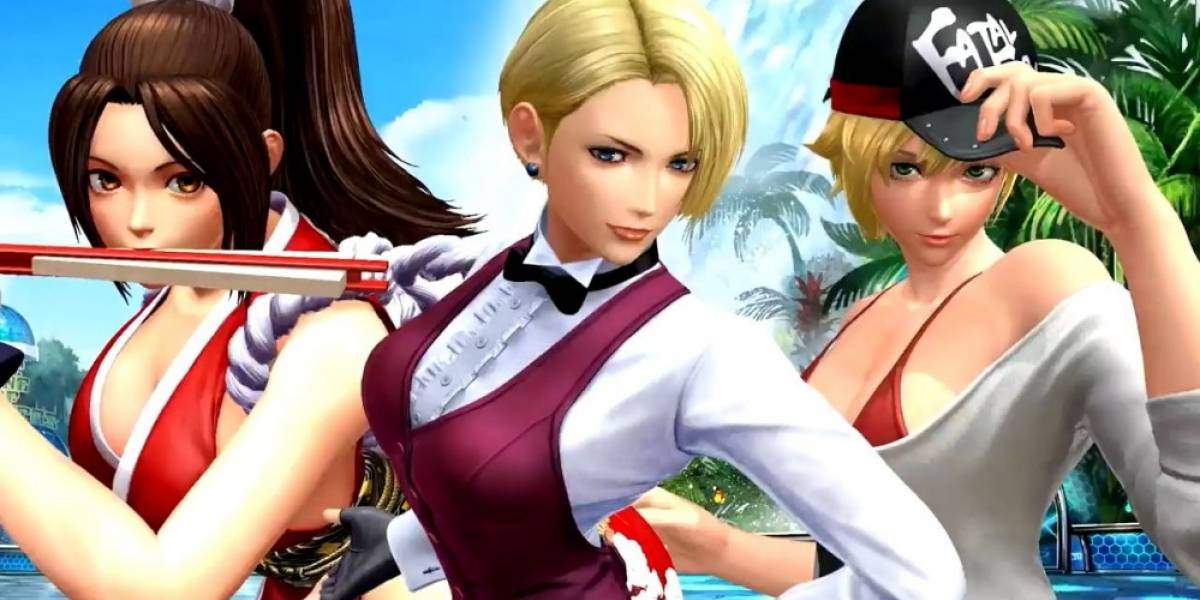 The King of Fighters XIV estrena tráiler #E32016