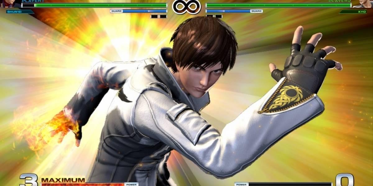 The King of Fighters XIV recibirá importante mejora visual en enero