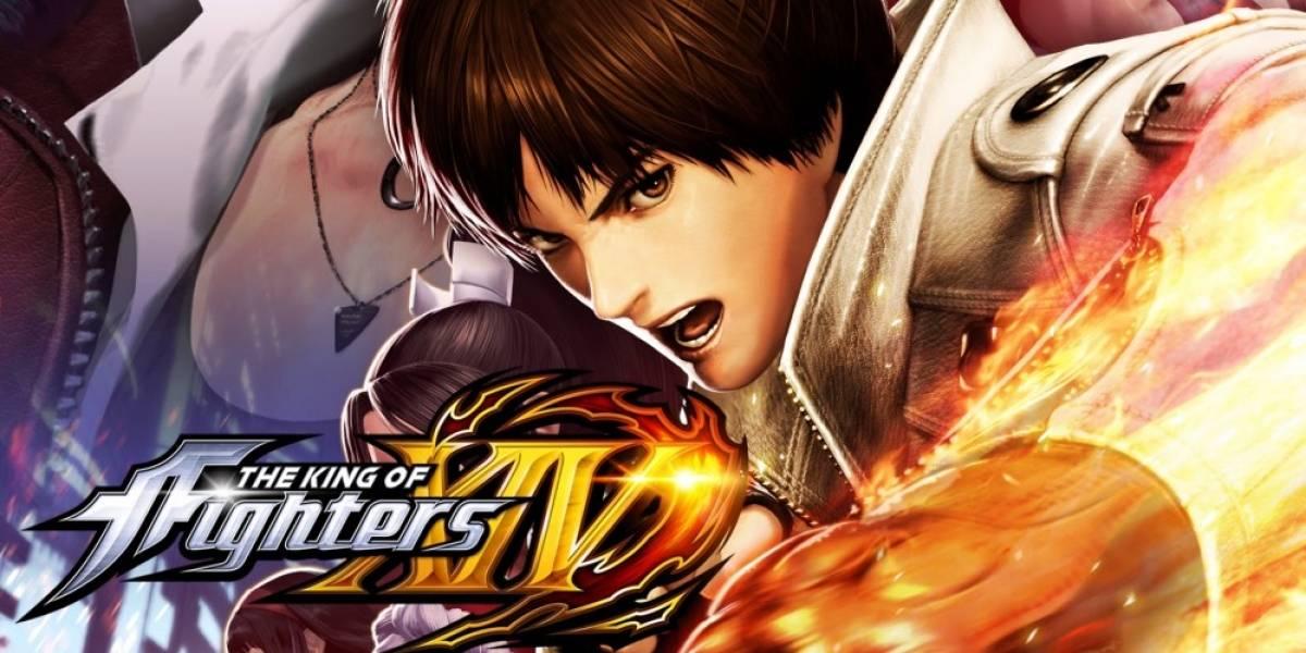 The King of Fighters XIV recibe tráiler de lanzamiento