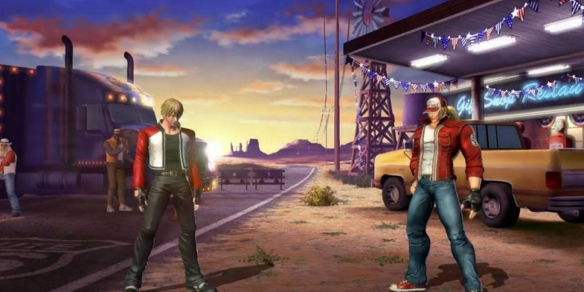 Rock Howard en acción en nuevo video de The King of Fighters XIV
