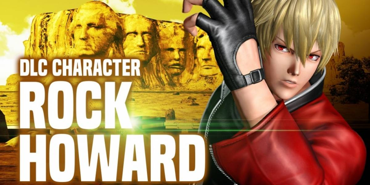 Rock Howard llegará como DLC a The King of Fighters XIV