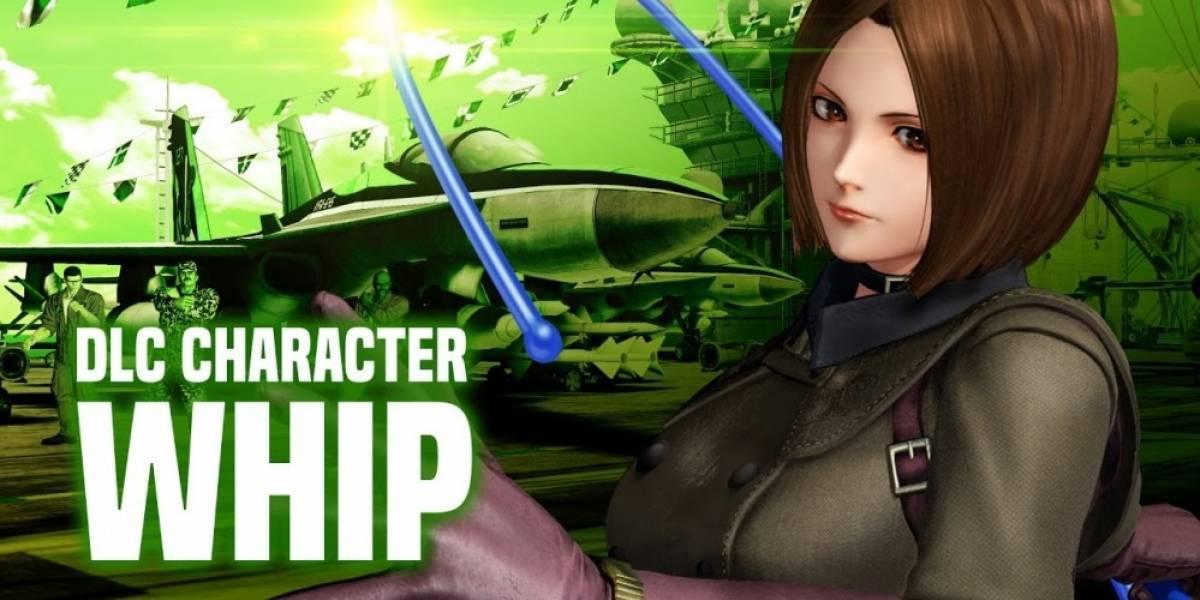 Whip será el siguiente personaje de The King of Fighters XIV