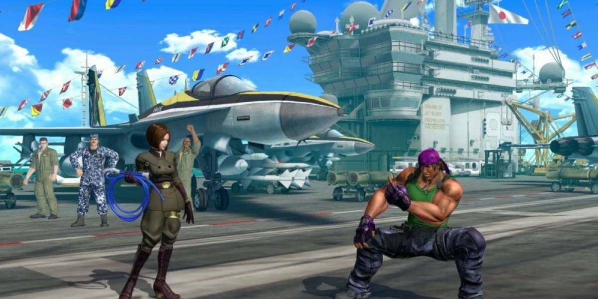 Vean a Whip en acción en nuevo video de The King of Fighters XIV