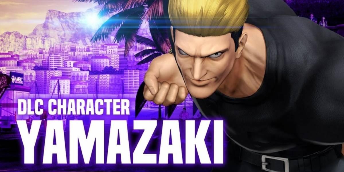 Ryuji Yamazaki llegará como DLC a The King of Fighters XIV