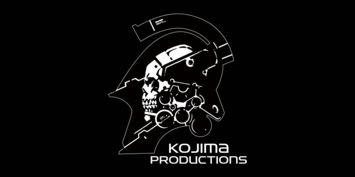 Kojima Productions revela al personaje de su logo