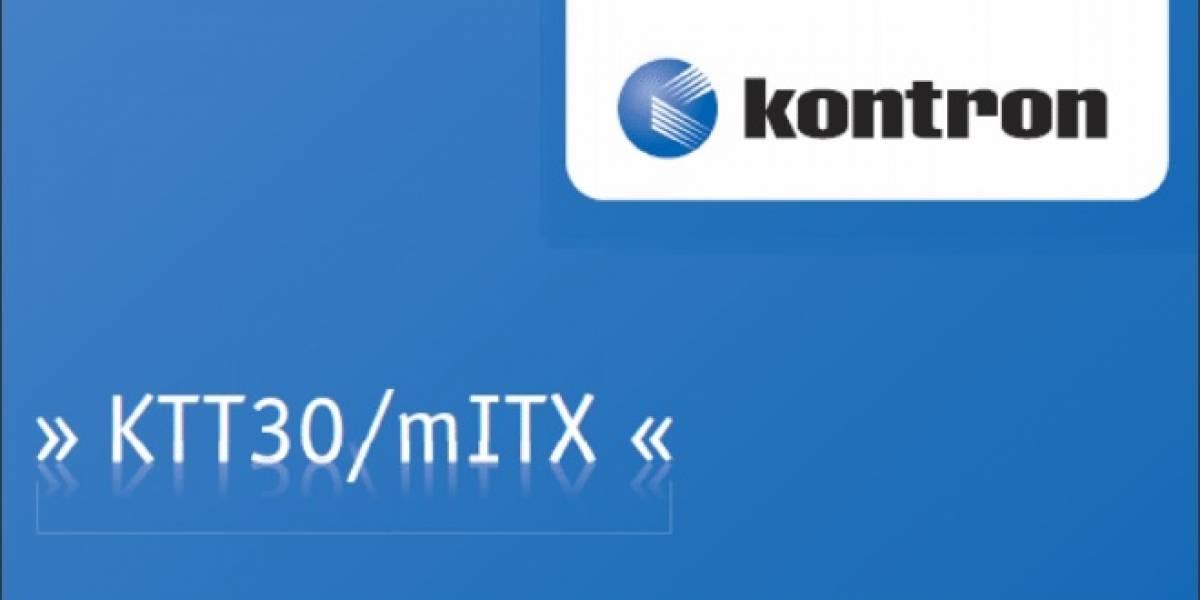 Kontron prepara su tarjeta madre KTT30/mITX basada en Tegra 3