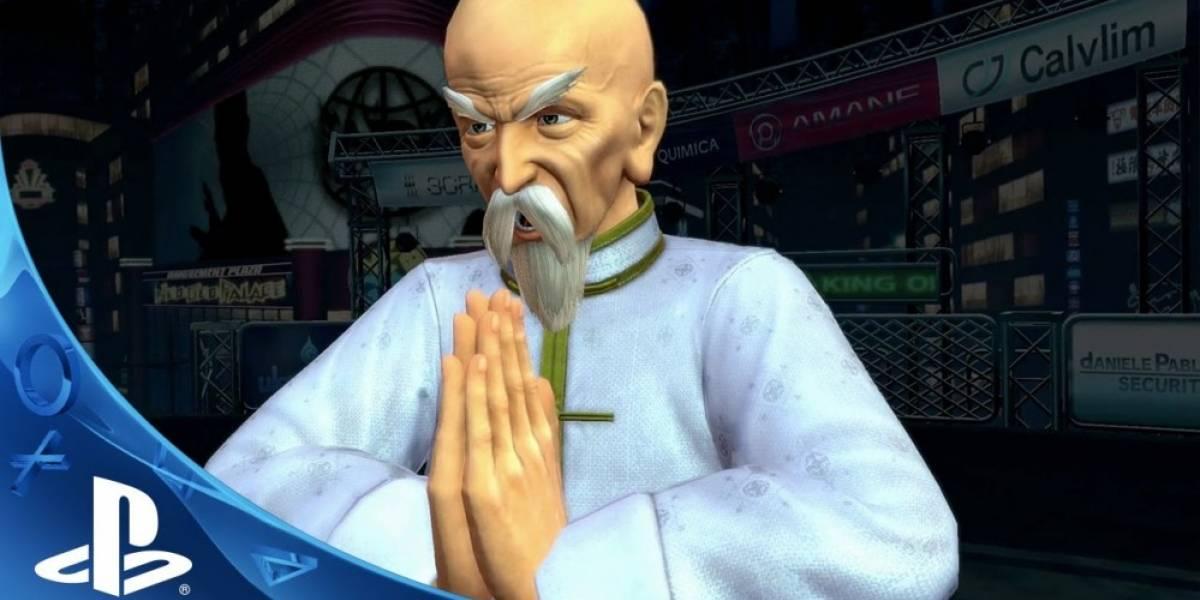 The King of Fighters XIV recibe nuevo tráiler con más personajes