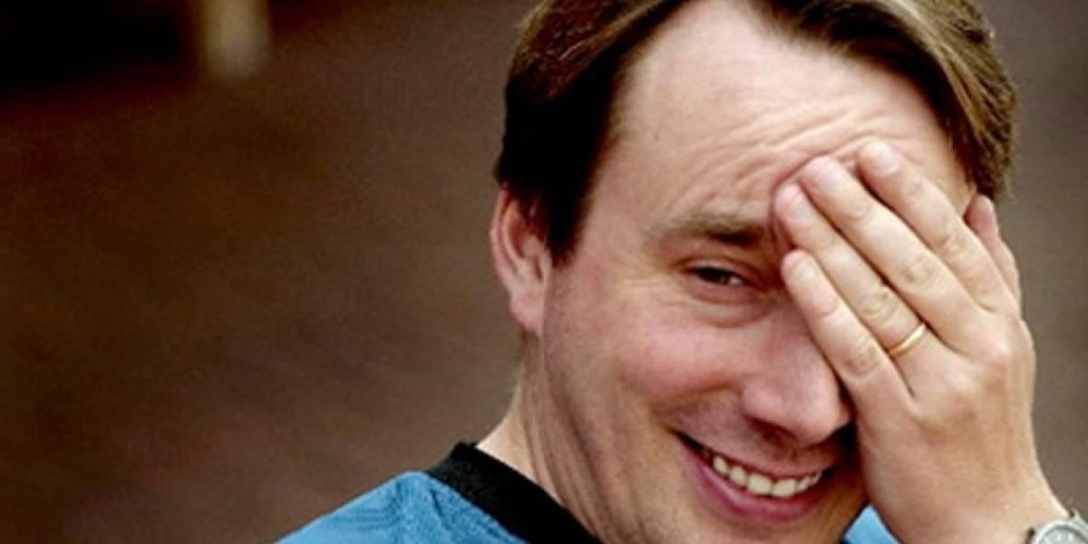 """Linus Torvalds opina que la elección de Nokia por WP7 """"fue un error"""""""