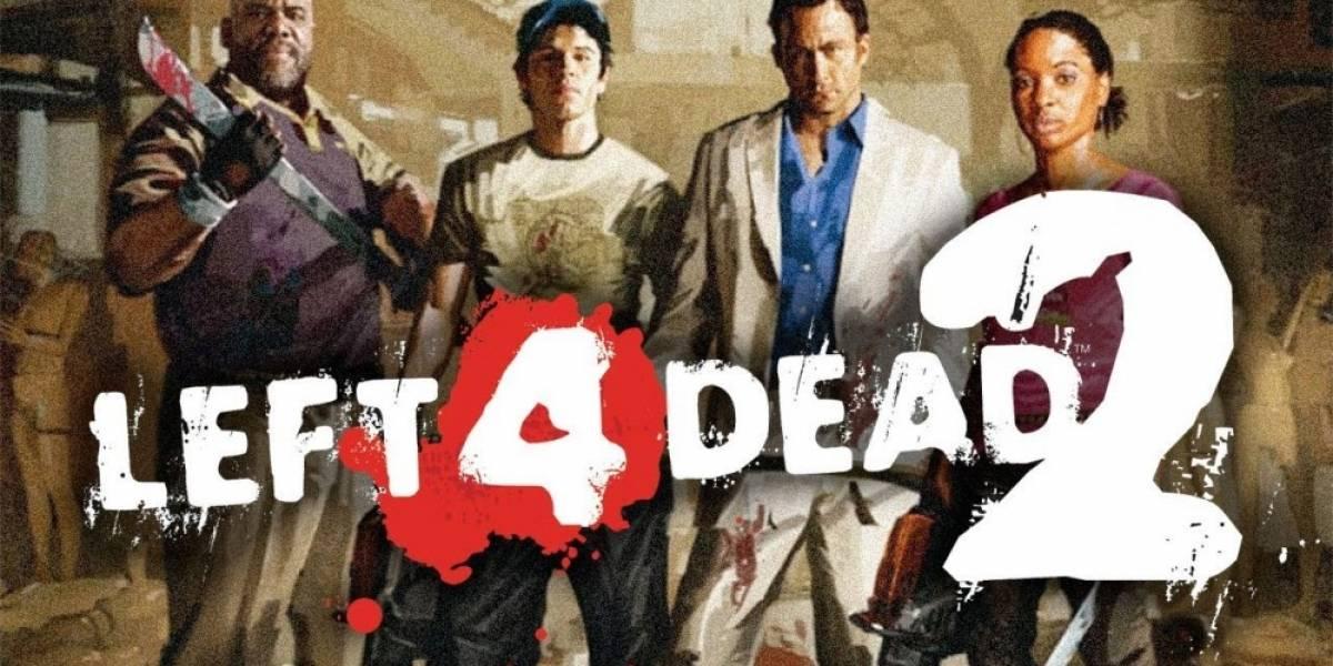 Left 4 Dead 2 se integra a la lista de retrocompatibles en Xbox One