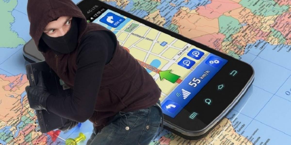 Atrapan a ladrones de una casa por GPS de smartphone robado