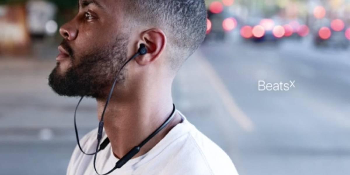 Los Beats X de Apple también se han retrasado