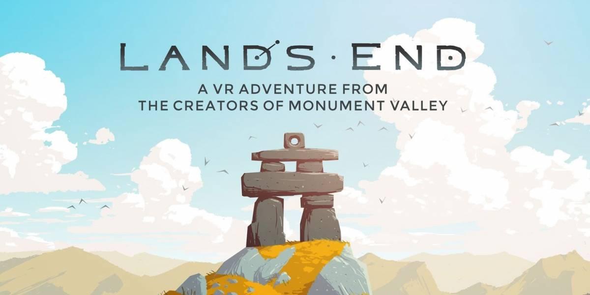 Land's End es lo nuevo de los creadores de Monument Valley