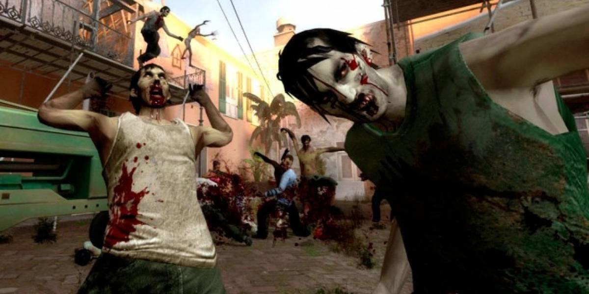 Empleado de Valve filtra referencias a Left 4 Dead 3