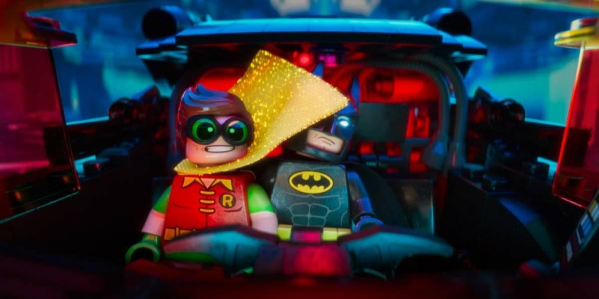 LEGO Dimensions recibe expansión de la película LEGO Batman y Knight Rider