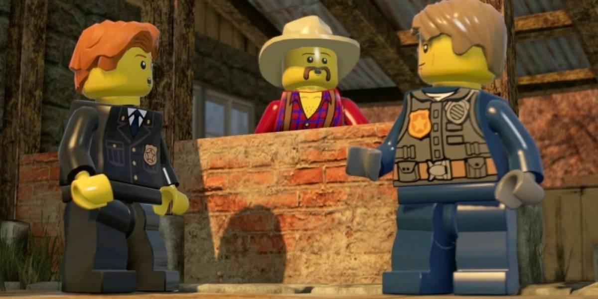 LEGO City Undercover llegará a más consolas y PC en abril