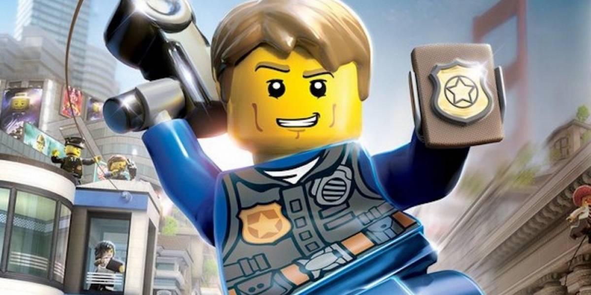 Lego City Undercover y dos juegos más llegan a la eShop de Nintendo Switch
