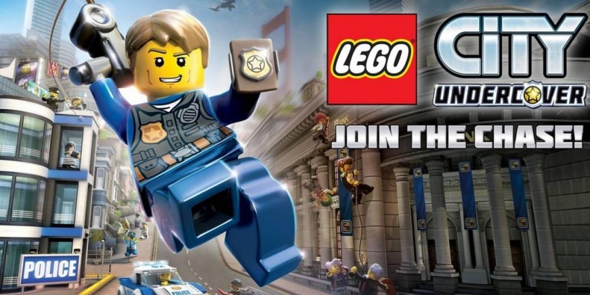 LEGO City Undercover estrena tráiler centrado en sus vehículos