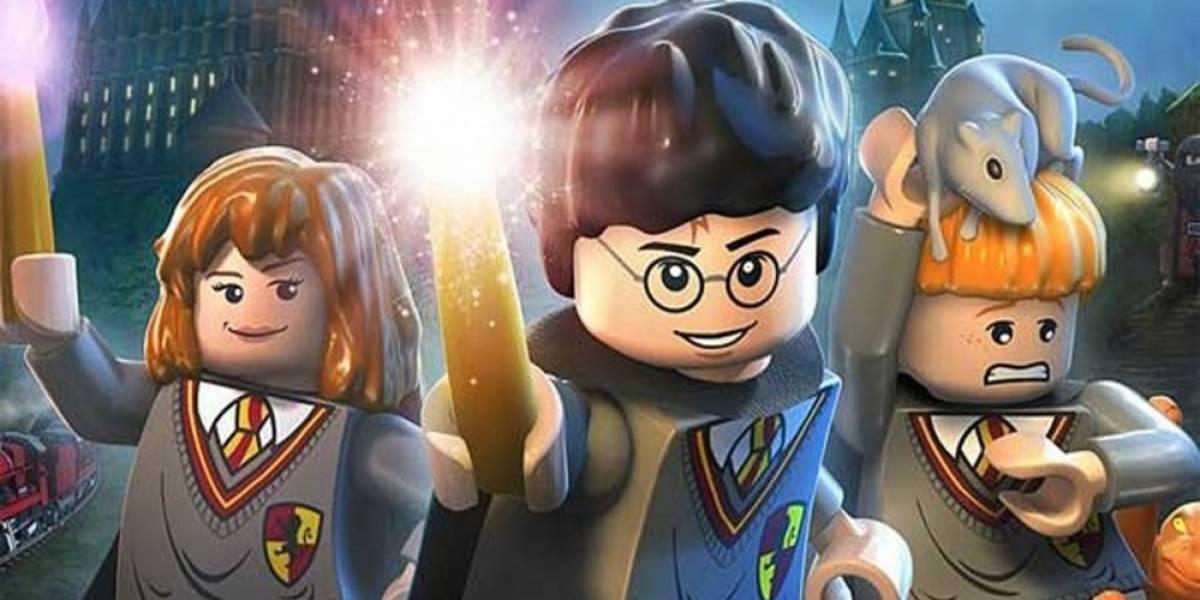 Warner anuncia colección remasterizada de LEGO Harry Potter