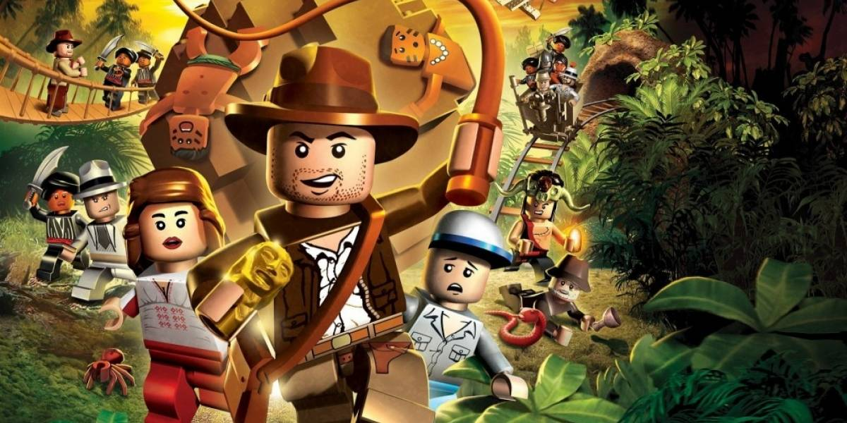 Lego Indiana Jones es retrocompatible con Xbox One