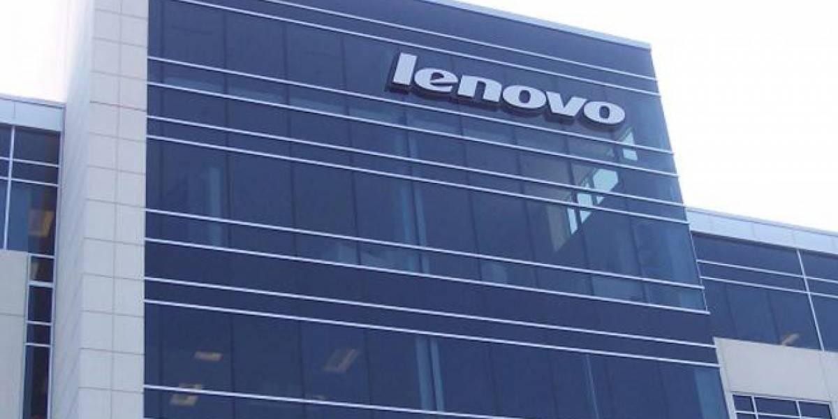 Ventas de Lenovo suben un 35% en relación al año pasado