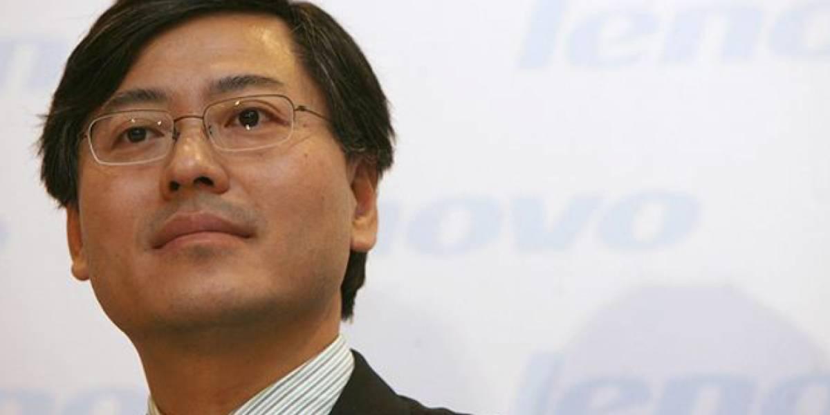 CEO de Lenovo reparte su bono de USD$3 millones entre los trabajadores