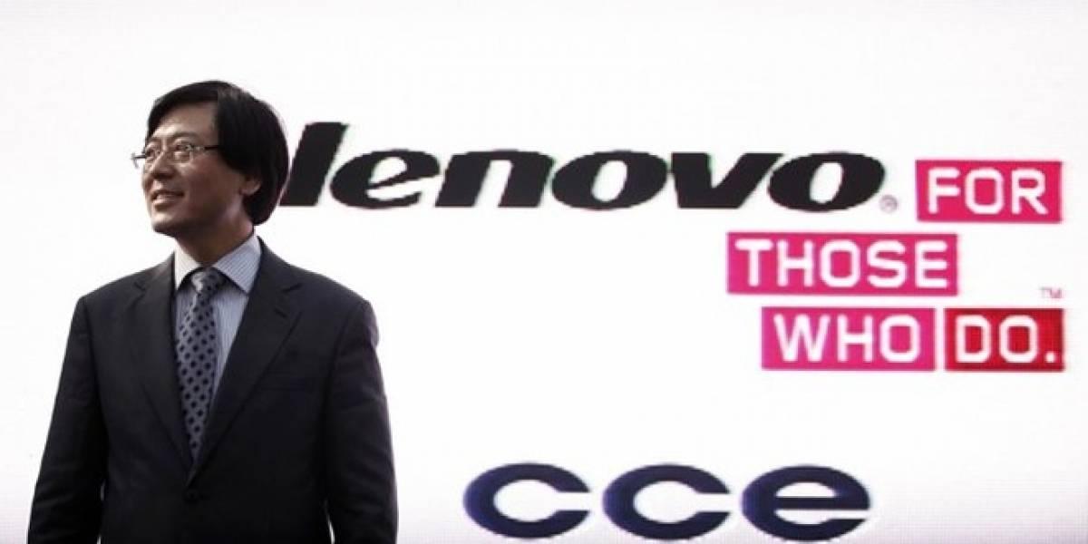 Lenovo adquiere al fabricante de computadores más grande de Brasil