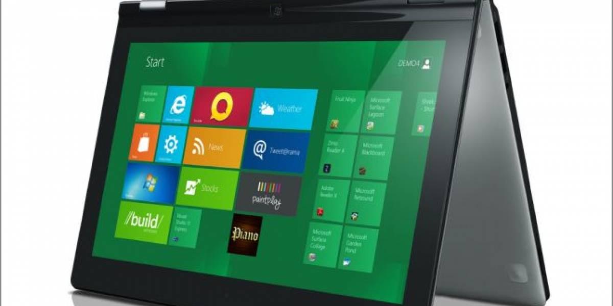 CES 2012: Lenovo anuncia su Ultrabook/Tablet IdeaPad Yoga