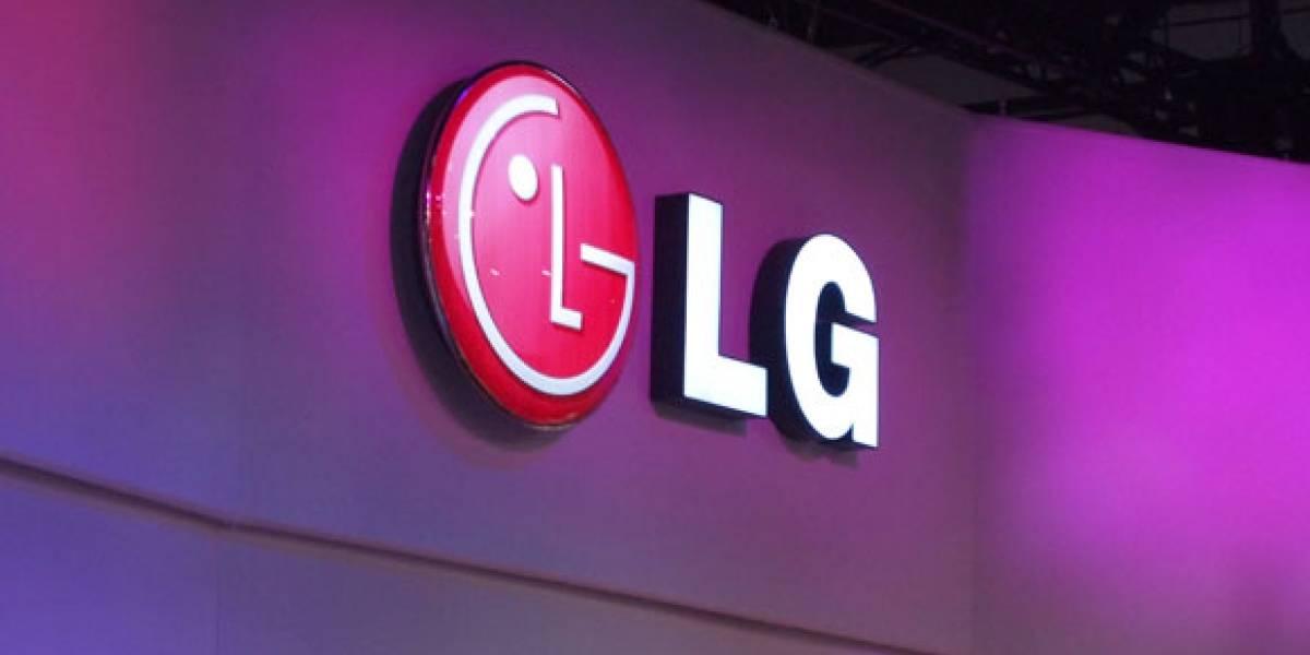LG patenta un celular con pantalla flexible que envuelve el dispositivo