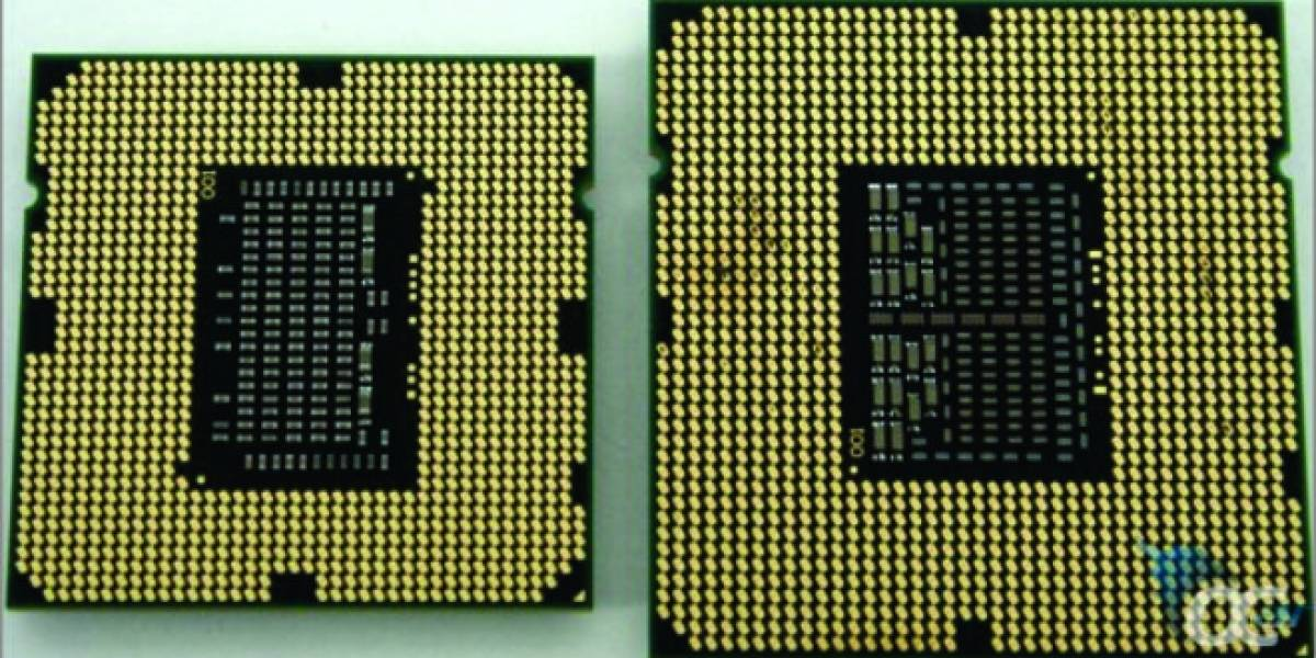 Intel descataloga más microprocesadores LGA 1156 y 1366