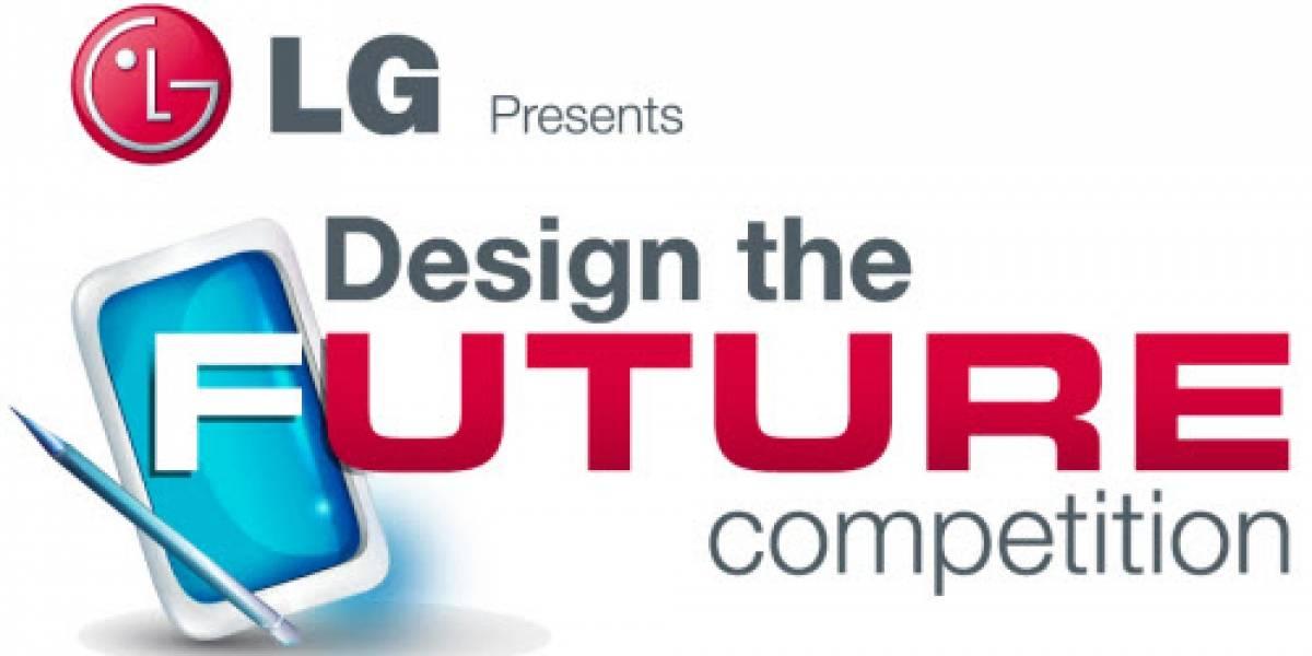 Concurso LG paga 20 mil dólares a quien diseñe un teléfono