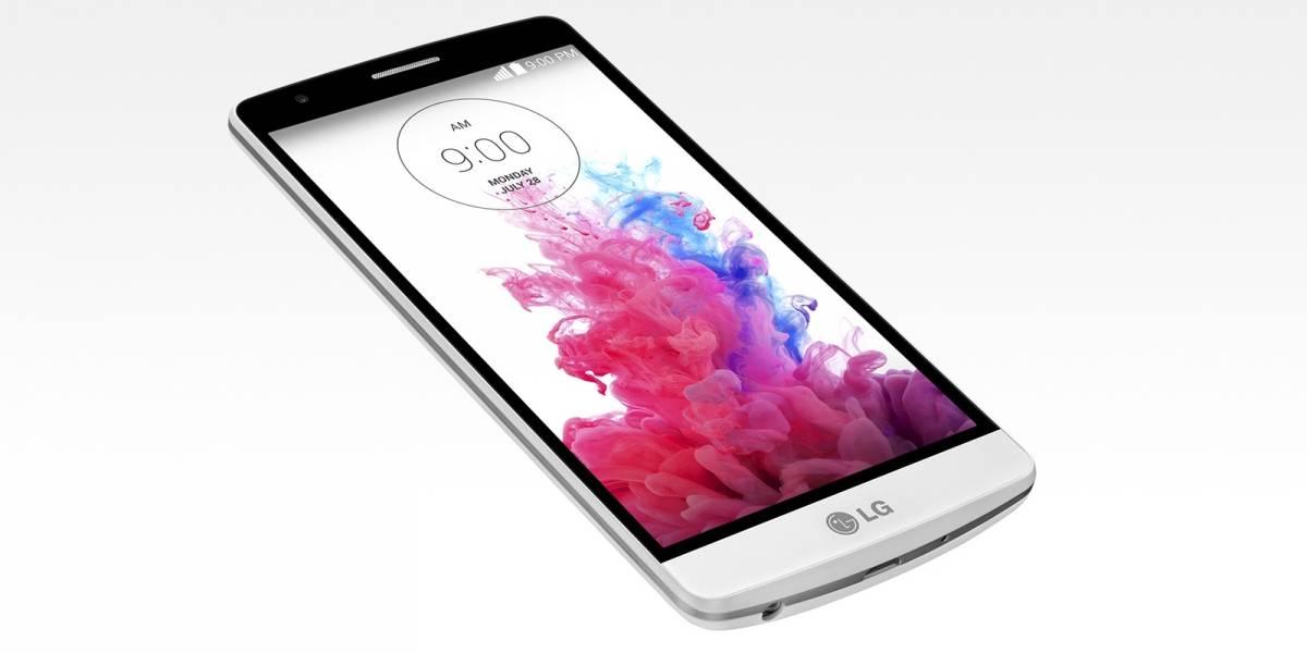 "LG G3 S ""reduce"" su tamaño a las 5 pulgadas"