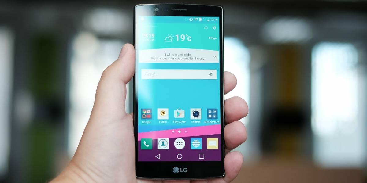 LG es demandada por usuarios de los equipos G4 y V10