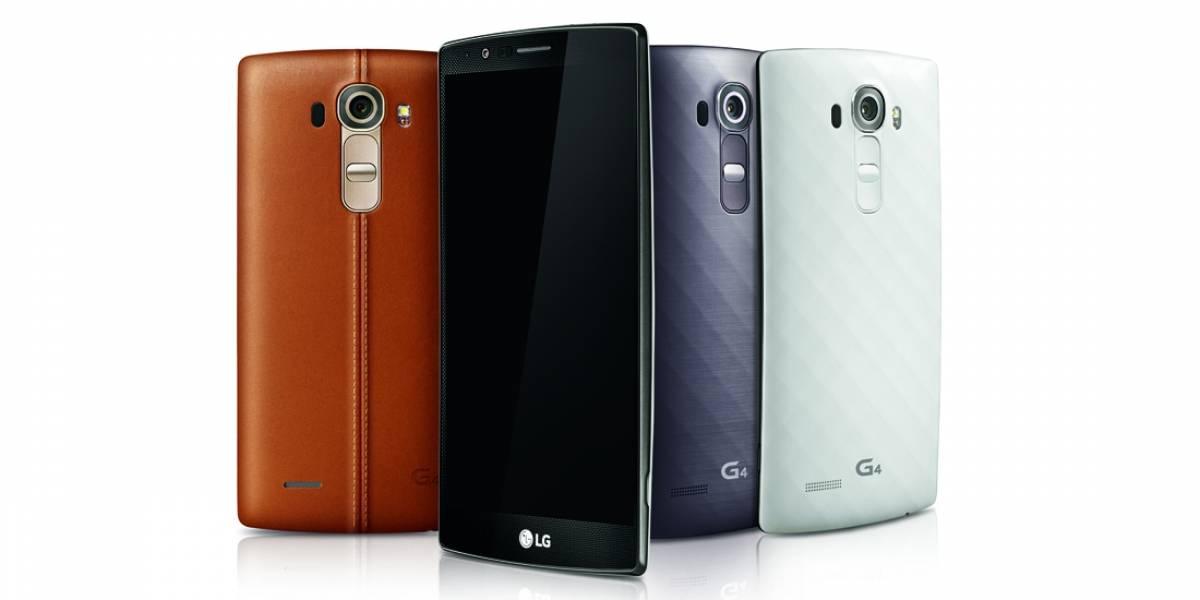 LG G4 y LG V10 recibirán actualización a Android Nougat