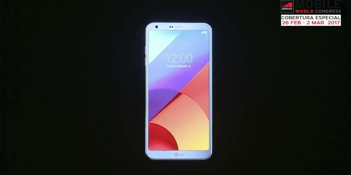 LG anuncia su nuevo LG G6 #MWC17