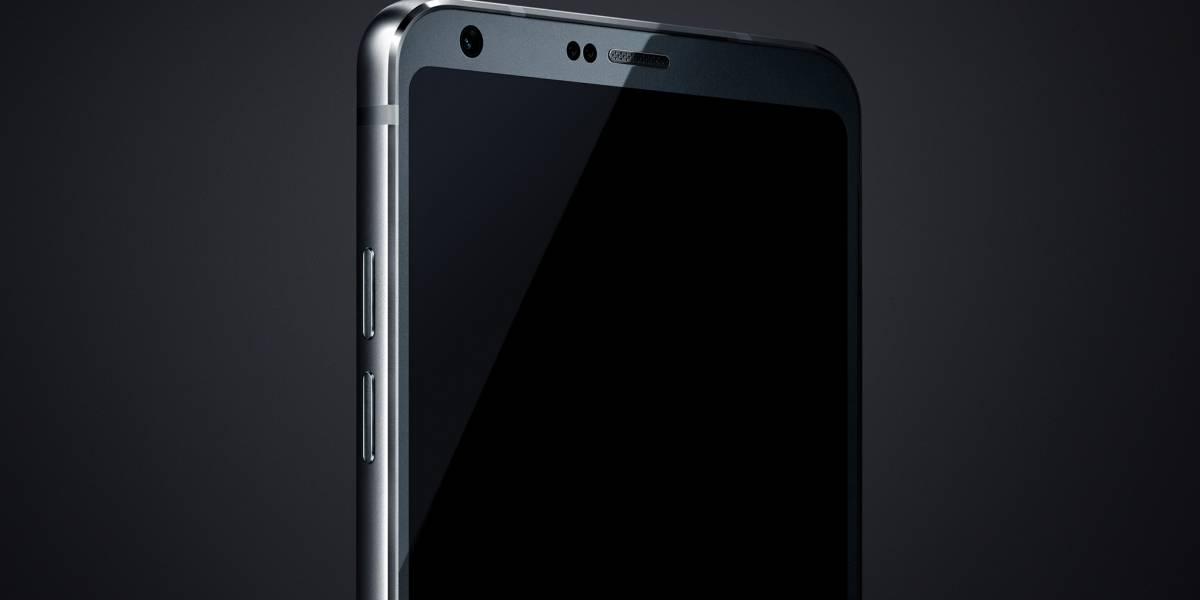 Esta fotografía muestra el diseño final del LG G6