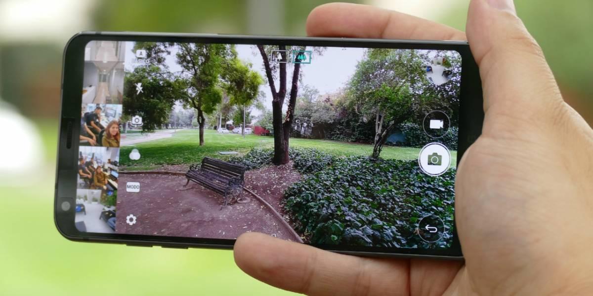 Instala la aplicación de cámara del LG G6 en el LG G4