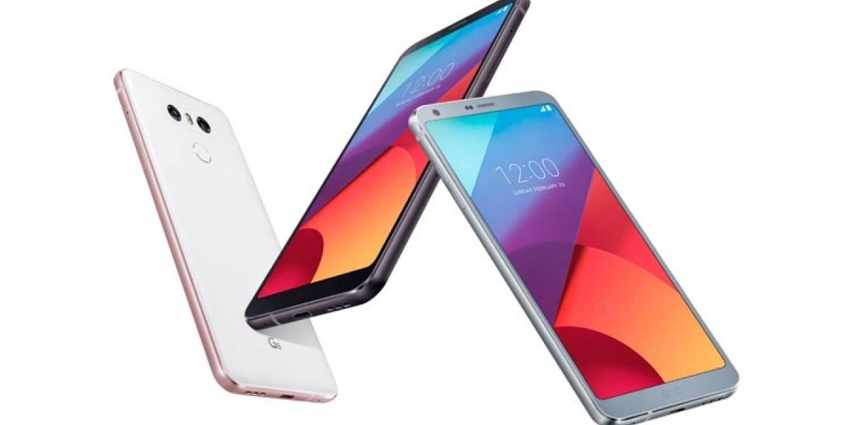 El LG G6 ya cuenta con 40 mil unidades pre vendidas
