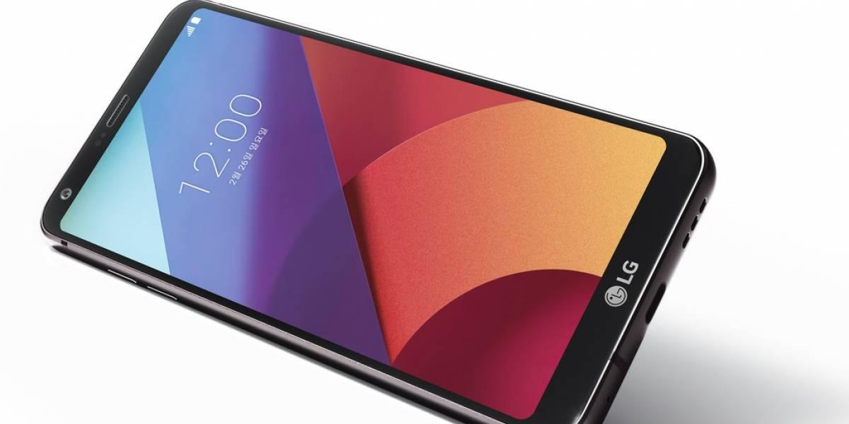 LG lanza una versión mejorada del LG G6