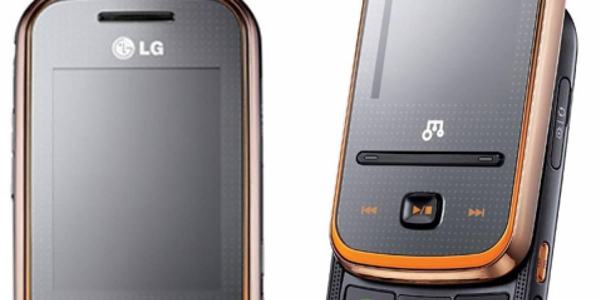 LG GM310: Un serio competidor para los Walkman de gama media