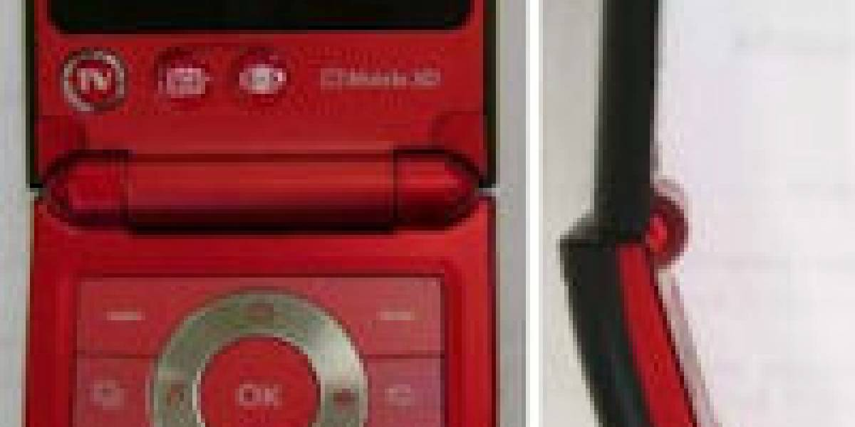 El LG GM630 podría tener sintonizador de televisión móvil