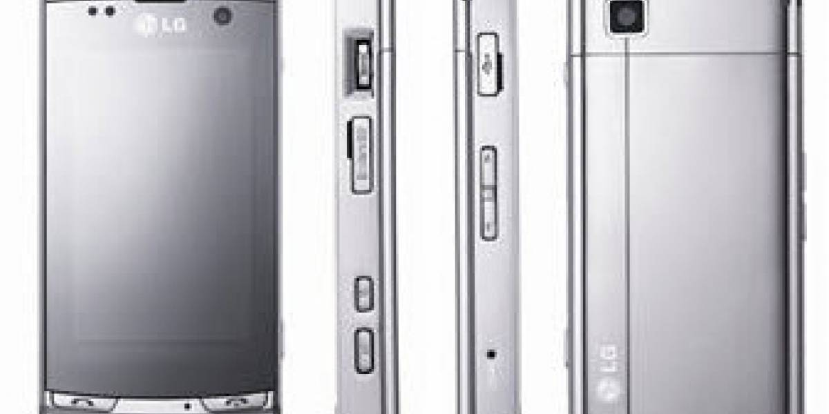 LG GT810H: Versión exclusiva para Latinoamérica