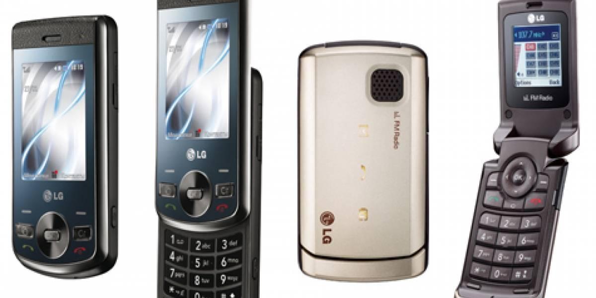 Dos nuevos LG para los mercados emergentes