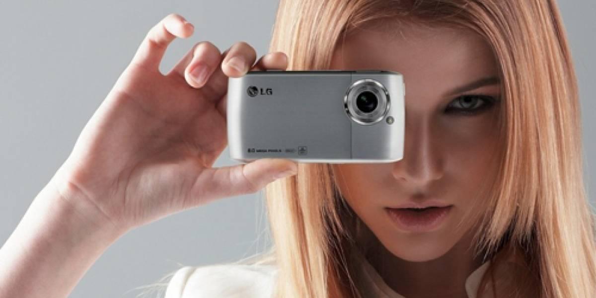 LG Viewty II: Confirmado, con nuevas fotos y rebautizado