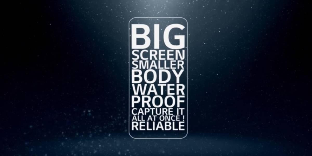 Esta es la invitación para el lanzamiento del LG G6