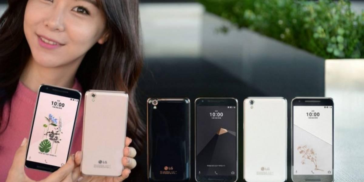 Se presenta el LG U, un gama media de batería brutal